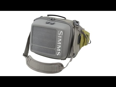 A Review Of The New 2016 Simms Waypoints Hip Pack