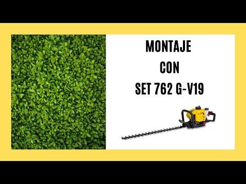 Cortasetos Garland Set 762 G | Presentación