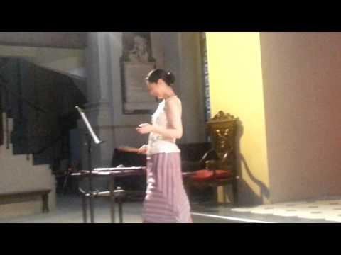 Nexus 2014 Pt 5 - 'Beyond Haiku' (2) Emi Watanabe (St Georges, London  1-07-14)