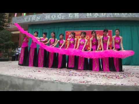Mua Cay da quan doc THPT Thanh Thuy
