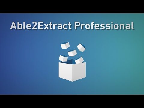 Able2Extract Professional: Sign PDFs