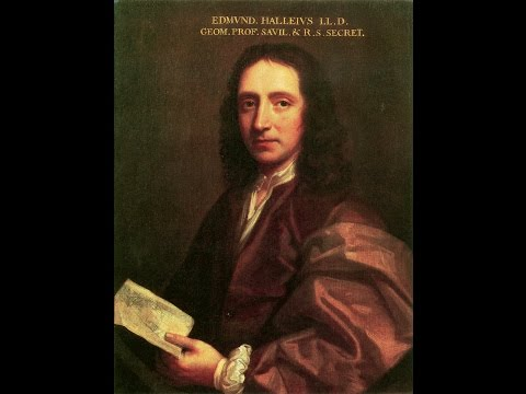 Céu da Semana Ep. #219 - História da Astronomia: Edmond Halley - 1 a 7/12/2014
