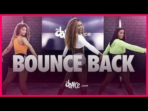Bounce Back  - Little Mix | FitDance TV (Coreografia Oficial)