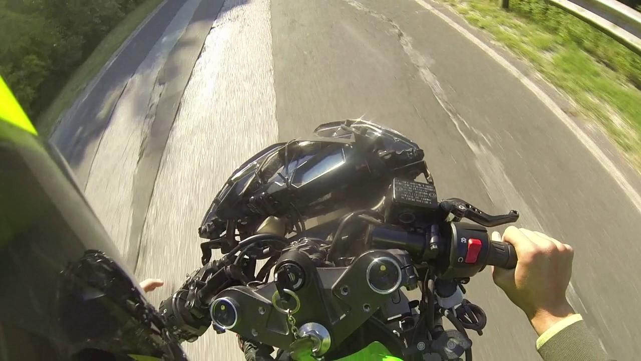 Kawasaki Ninja Clip Ons