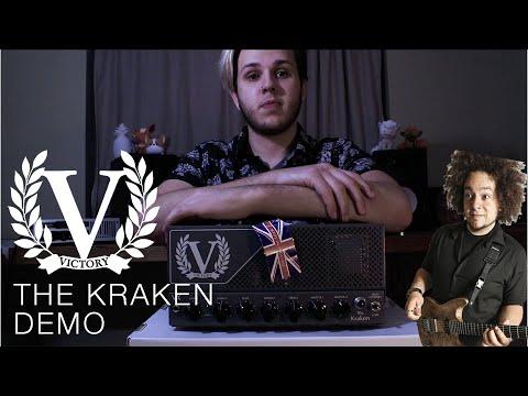 Victory Amps VX Kraken - Full Demo