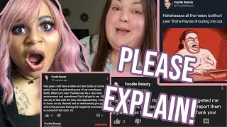 CHANTALS DELETED TWITTER & COMMUNITY TAB POSTS! | FOODIE BEAUTY | *ALL RECEIPTS* ????