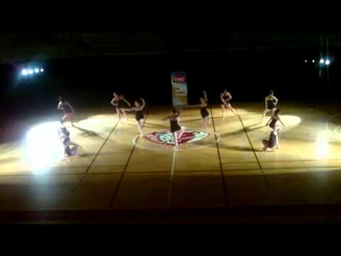 Canadian Varsity Dance Challenge 2010 - Highlights