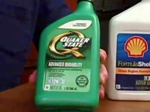 Best Oil For a Lawn Mower - Snow Blower Oil - 4 Cycle Engine Oil