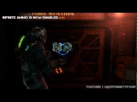 Dead Space 3 - Infinite Ammo Tutorial (Works on all Difficulties)