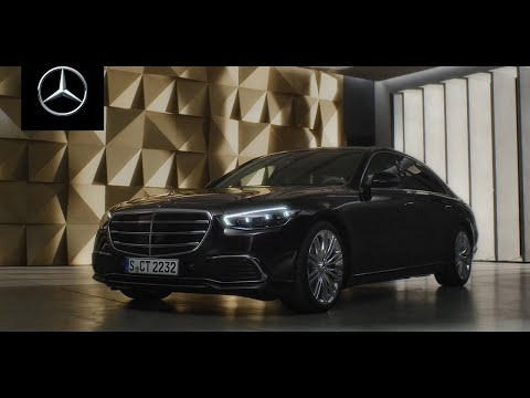 Extended Version: Mercedes-Benz Presents the World Premiere of the New S-Class