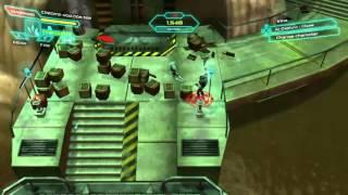Wanted Corp Vita Gameplay