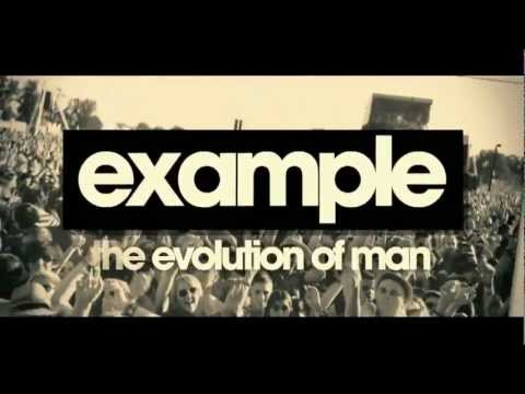 Example - 'The Evolution Of Man' (Official TV Ad)