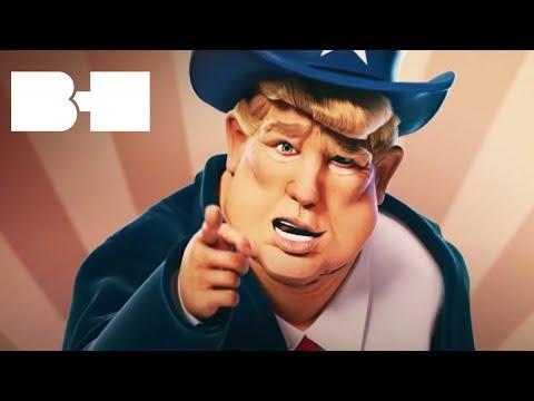 Bad History  - TRUMP (Pump Trump)