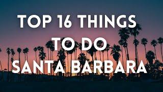 Santa Barbara CA - Travel Guide - Mission Santa Barbara - Wine Tasting - Stearns Wharf - Funk Zone