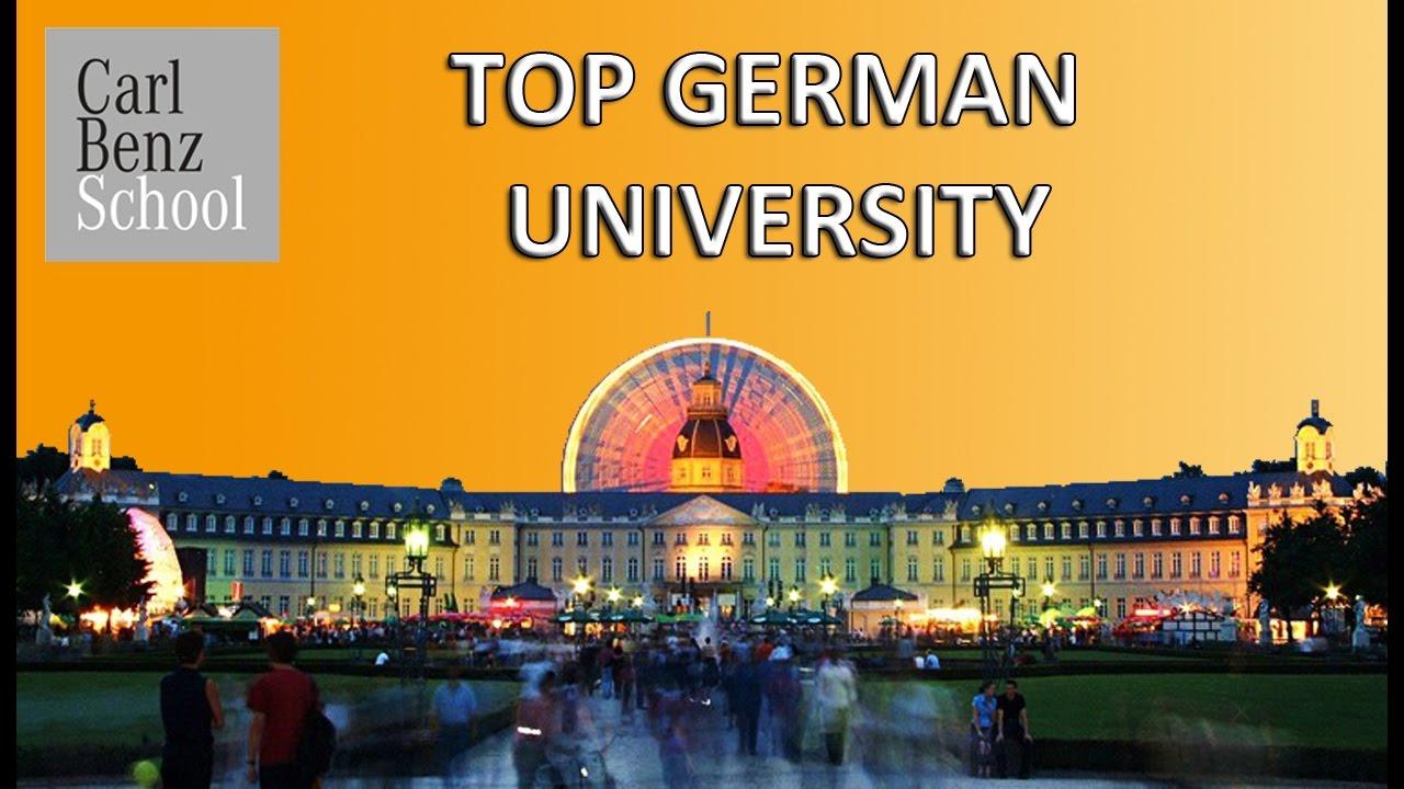 top german university for engineering youtube