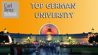 Top German University for Engineering