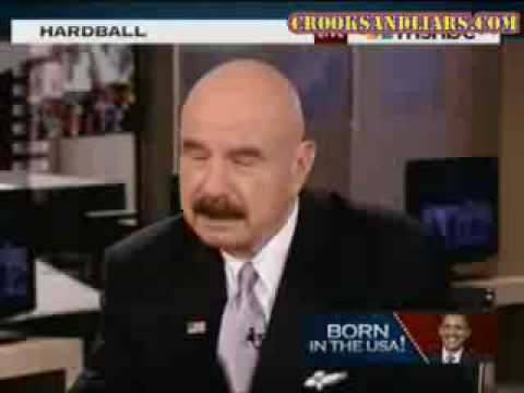G Gordon Liddy And Obama's Birth Certificate