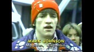 Olympics - 1980 Lake Placid - Highlights -  USA Hockey - All Games  imasportsphile.com