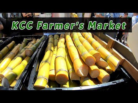 KCC Farmer's Market, Honolulu, Oahu, Hawaii, USA