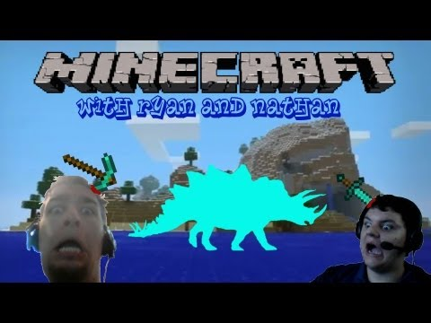 Minecraft With Nathan and the Welsh!