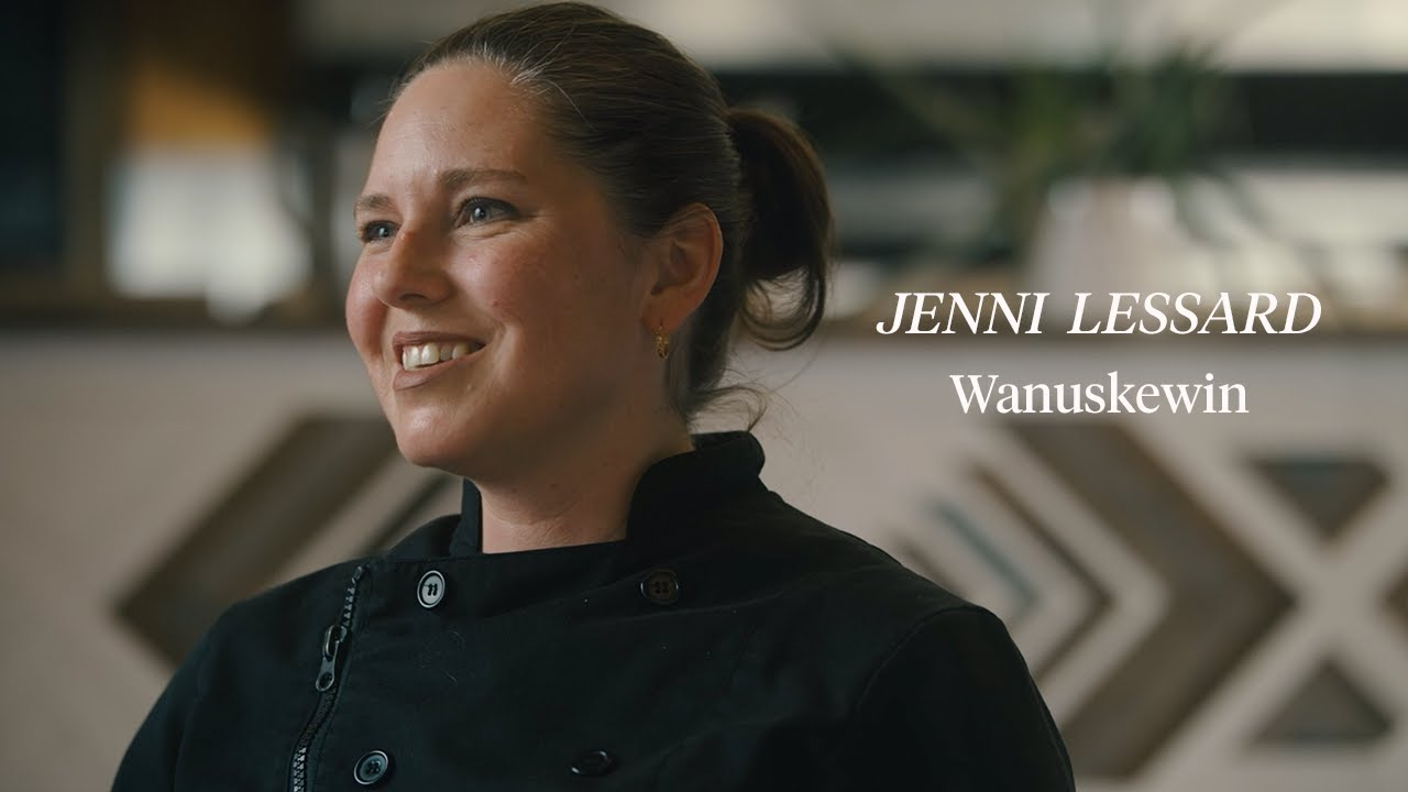 JUNO Culinary Experience | Jenni Lessard Wanuskewin Heritage Park