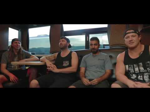 Falling Into Place Tour  Day  Day  Episode 3