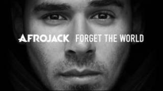 freedom afrojack forget the world