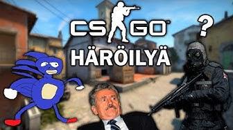 CS:GO Häröilyä - Hyvä movementti!