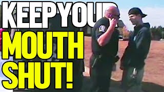 Officer Swiftly Fired After Challenging Altercation