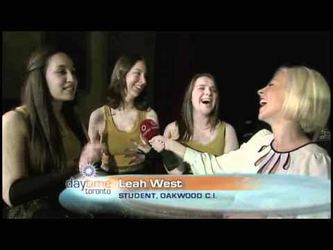 Oakwood Collegiate Dance - Daytime Toronto on Rogers TV