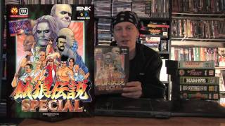 One of HappyConsoleGamer's most viewed videos: THE NEO GEO ROCKS! - Happy Console Gamer
