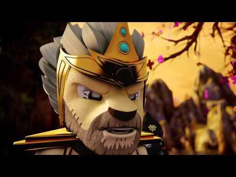 LEGO® Chima™ - S01 E01 - The Fight Begins