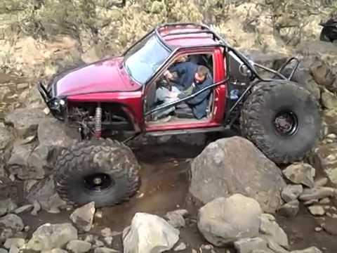 Vortec Toyota Truggy On 49 Iroks Rock Crawling Buggy HD