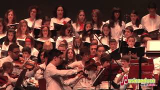 Dry your tears - Africa - John Williams - Orquesta y Coro Colaborativo Musicaeduca