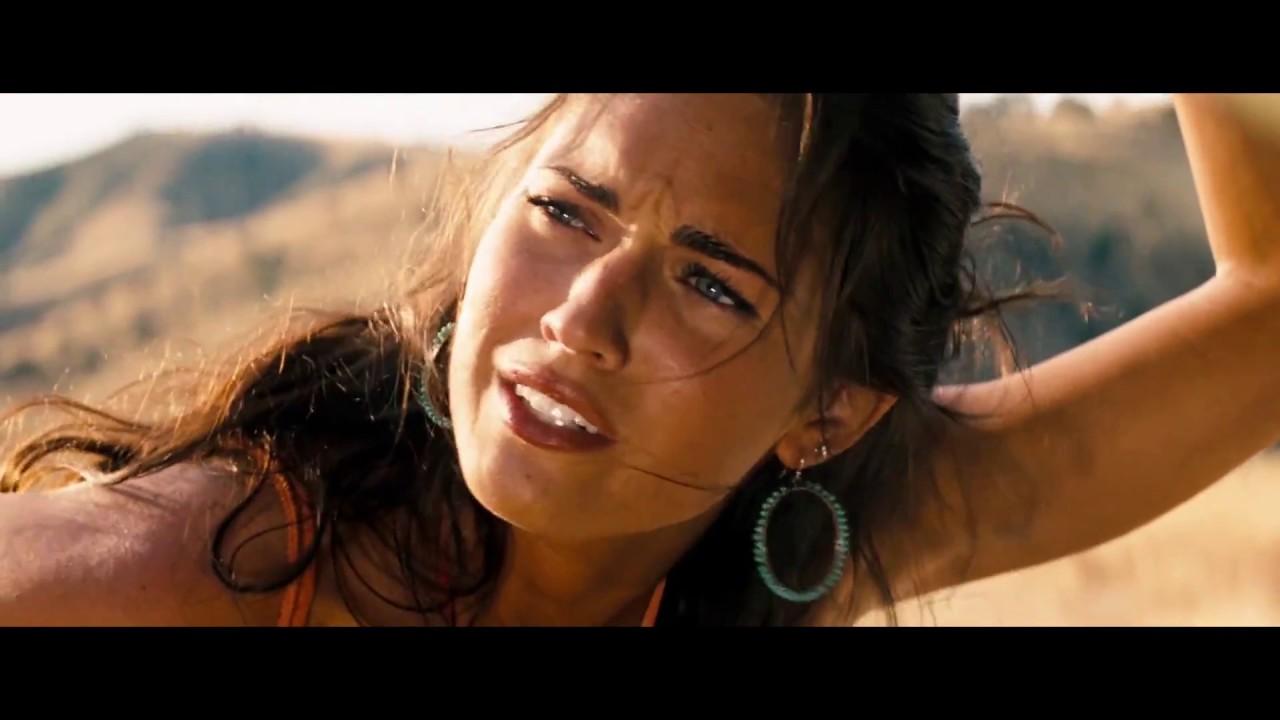 Megan Fox in Transformers - YouTube