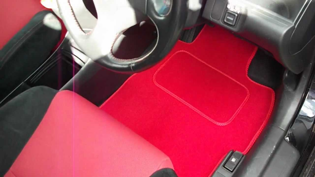 Honda Civic Type R Search For Jdm Floor Mats Youtube