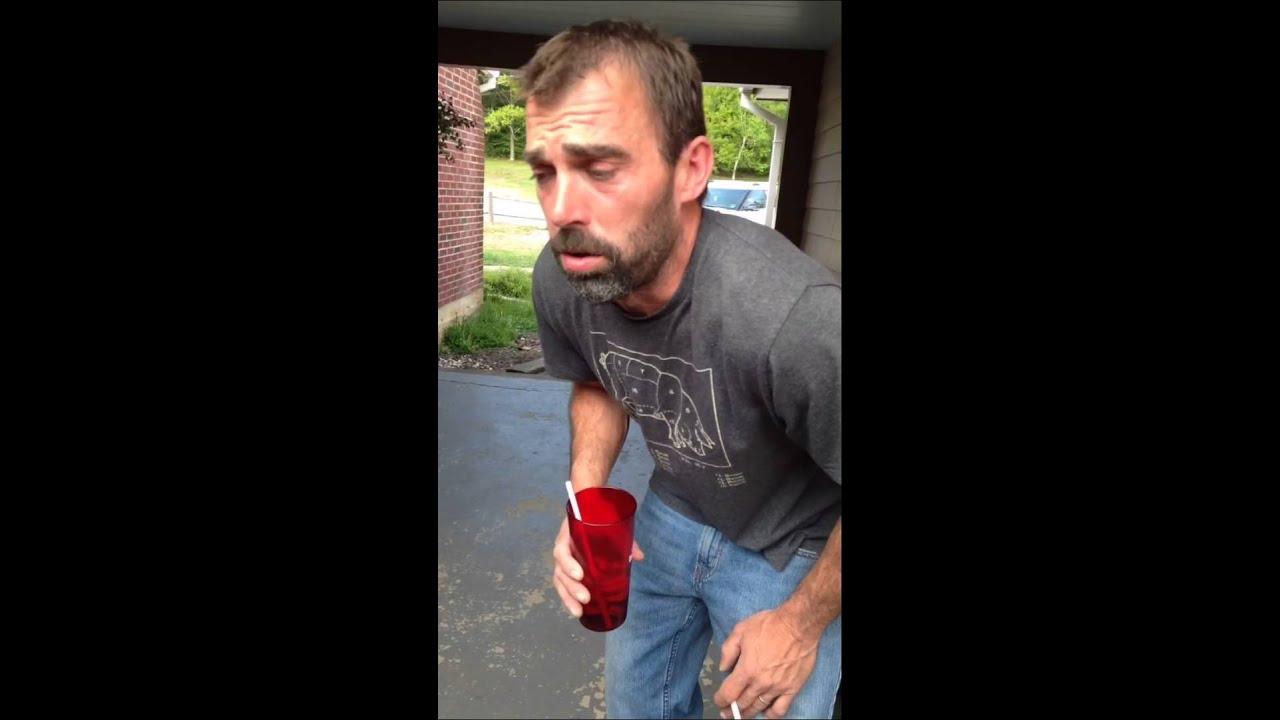 Dry heaving? - YouTube