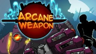 Arcane Weapon - Game Show