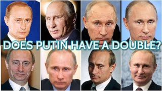 PUTIN'S DOUBLE!? Russian Journalist Asks The Russian President: Are You The Real Putin?