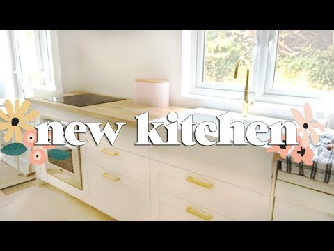 The Kitchen is Installed! And Extreme Renovation Cleaning | DIYary Episode 5