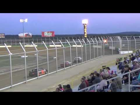 Walsh Racing Team-Pure Stock Heat Race 4/22/16 @ Outlaw Motor Speedway