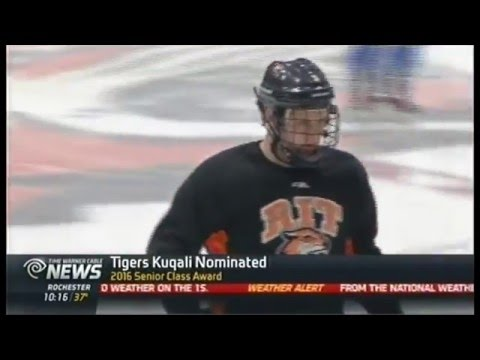 RIT on TV: Kuqali named finalist for Senior Class Award