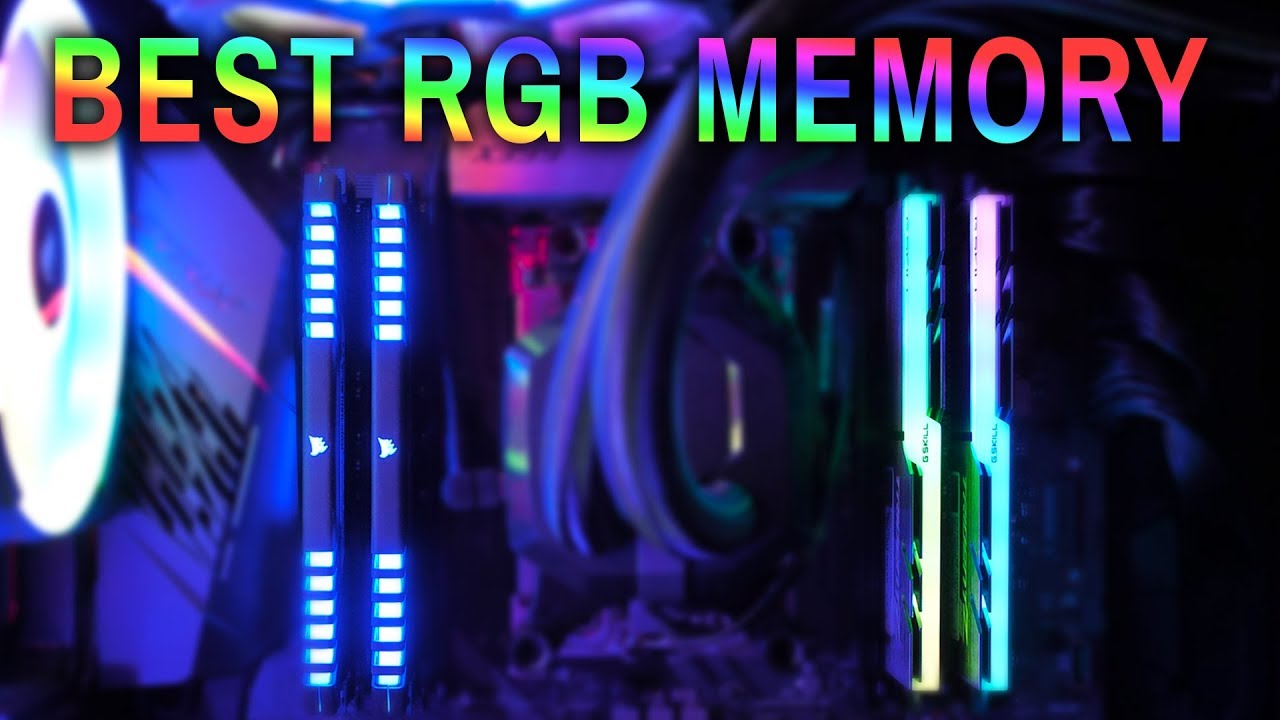 G Skill Trident Z RGB VS Corsair Vengeance RGB - Which Looks Better?