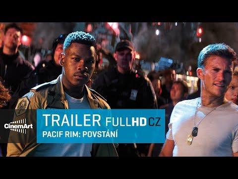 Pacific Rim: povstání / Pacific Rim: Uprising (2018) oficiální HD trailer #1 [CZ]
