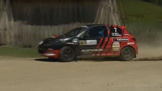 Passagens na SS3 - Pomerode 2 - Rally de Pomerode 2016