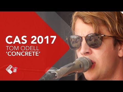 Tom Odell - 'Concrete' Live @ Concert at SEA 2017 | NPO Radio 2