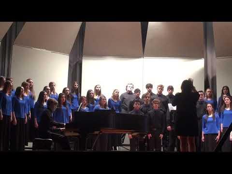 Vandebilt Catholic High School Mixed Choir - Festival - 03/19/19