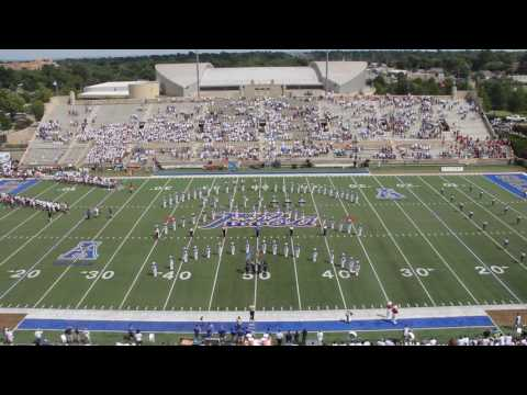 Sound of the Golden Hurricane - Pregame, Sep. 5, 2015
