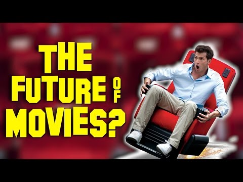 Is 4DX the Future of Movies?