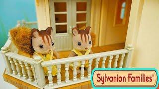 Мультики для малышей про Sylvanian Families - Мультфильмы все серии подряд